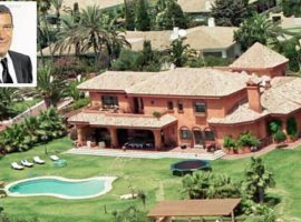 Villa Antonio Banderas Marbella