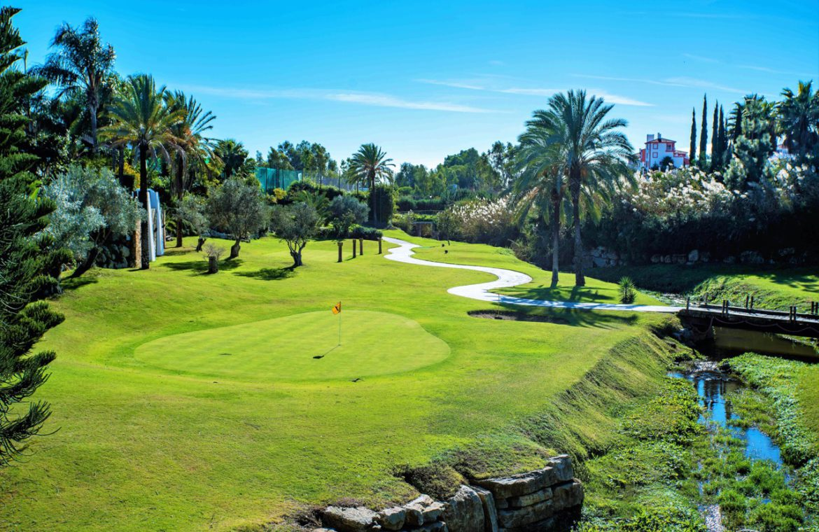 villas fusion new golden mile el campanario golf 2