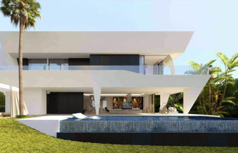 Villas Fusion: bijzonder nieuwbouw villaproject (New Golden Mile)