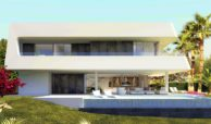 villas fusion new golden mile gevel 2