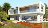 villas fusion new golden mile gevel 3