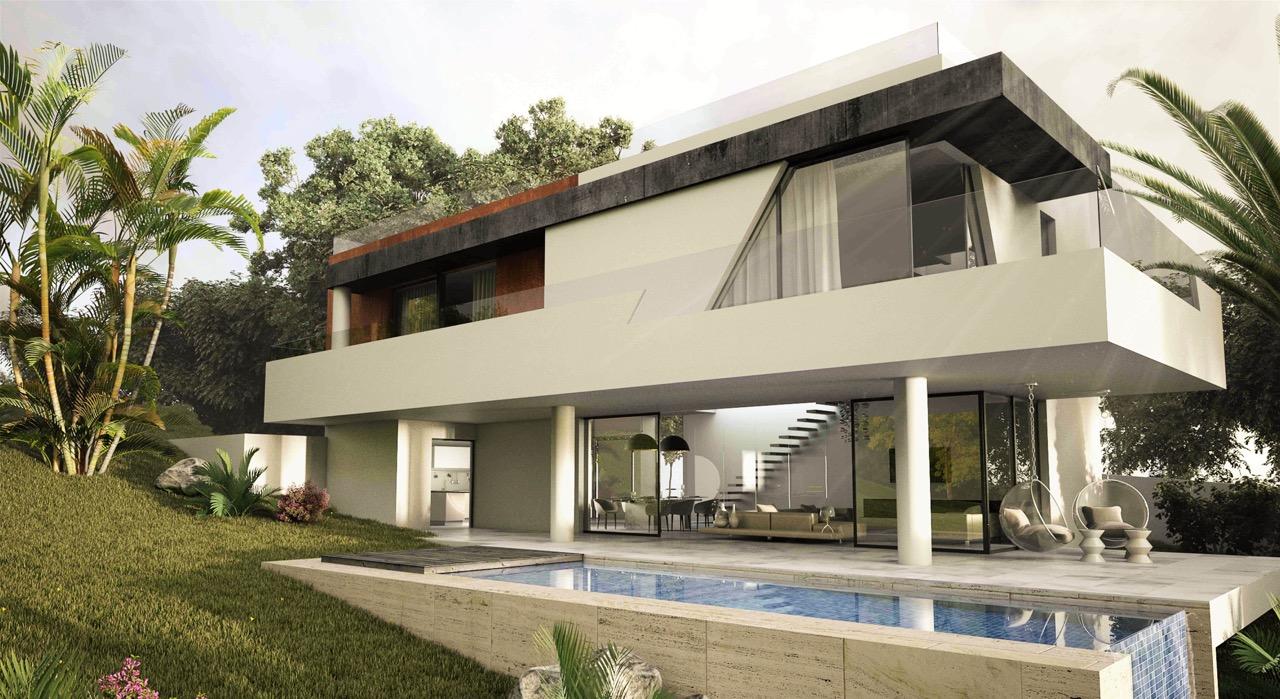 Villas fusion: bijzonder nieuwbouw villaproject new golden mile