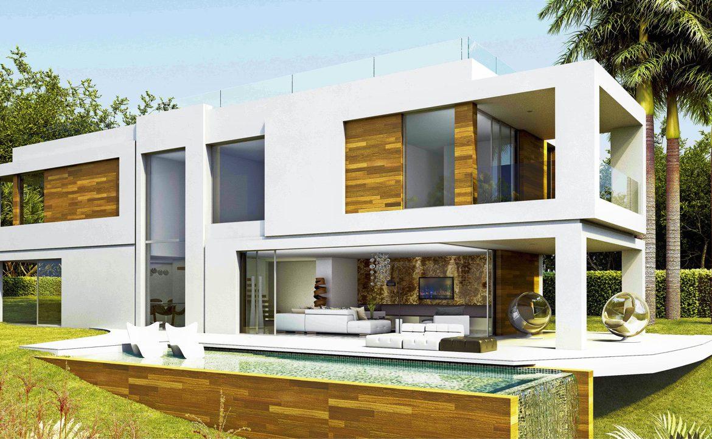 villas fusion new golden mile gevel 7