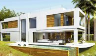 villas fusion new golden mile gevel 7
