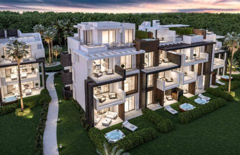 Boladilla Suites: moderne nieuwbouw appartementen (New Golden Mile)
