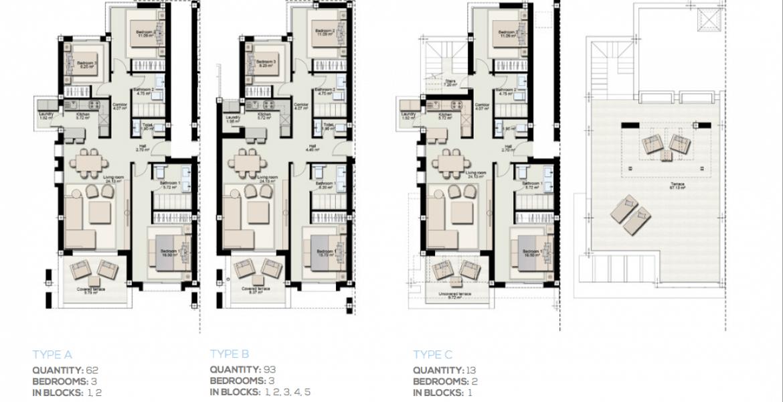 boladilla suites new golden mile west marbella nieuwbouw appartement plan a