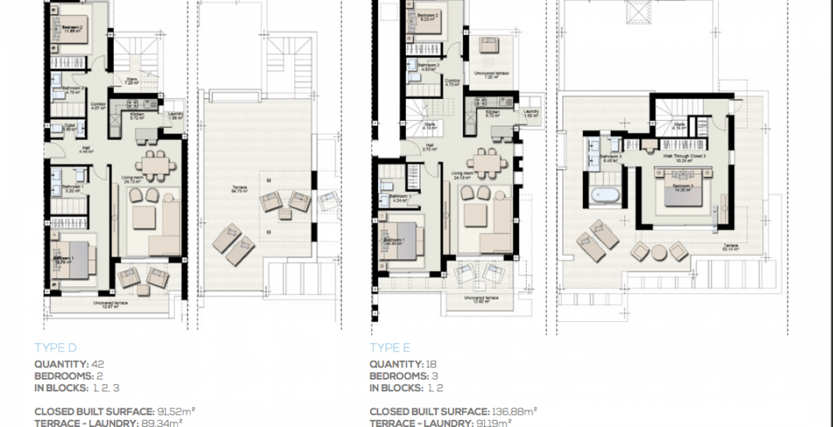 boladilla suites new golden mile west marbella nieuwbouw apartement plan d