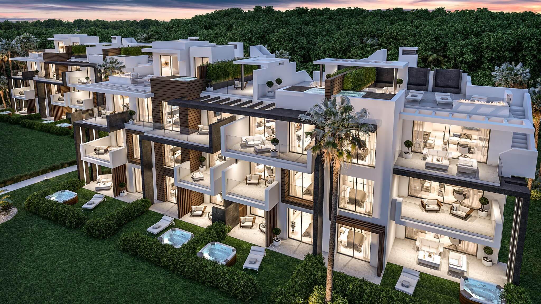 boladilla suites new golden mile west marbella nieuwbouw te koop