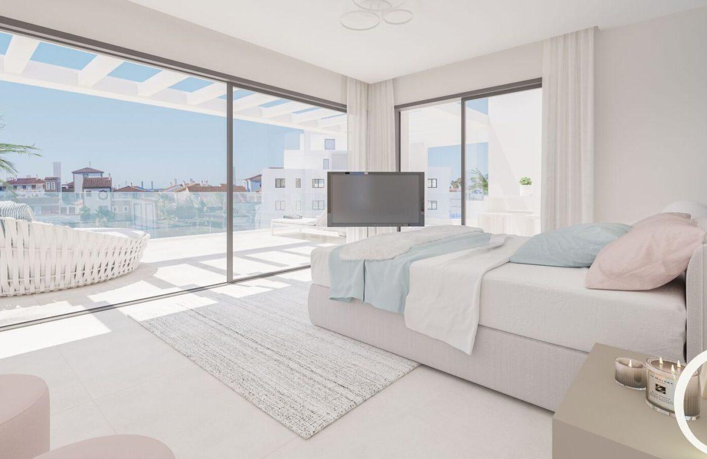 cortijo del golf new golden mile slaapkamer