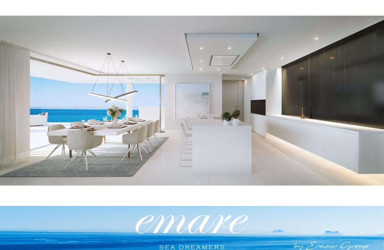 emare new golden mile eerstelijns zee keuken penthouse