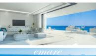 emare new golden mile eerstelijns zee salon terras
