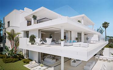 Appartementen te koop Marbella eerstelijns strand