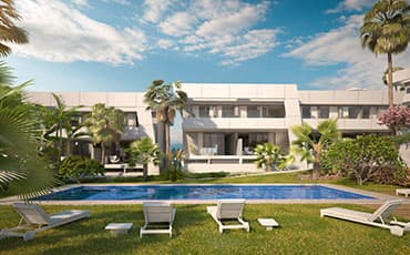 Huizen te koop Marbella op wandelafstand van zee