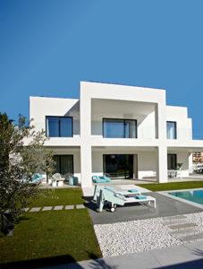 te koop nieuwbouwvilla in Marbella
