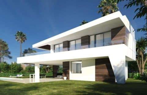 Oasis 17: rustig gelegen nieuwbouw villaproject (Selwo)