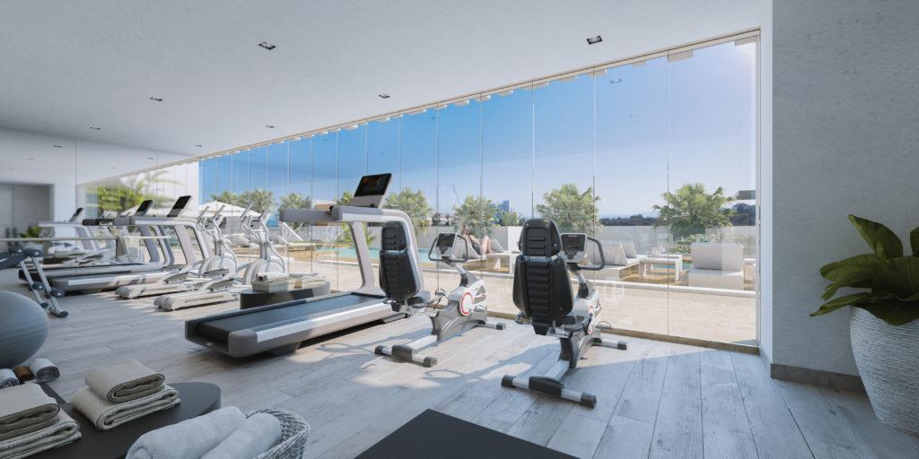 south bay estepona gym