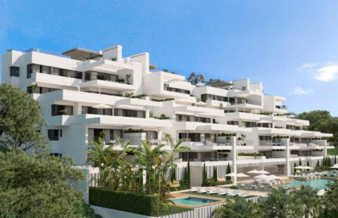South Bay: nieuwbouw appartementen met zeezicht (Estepona)