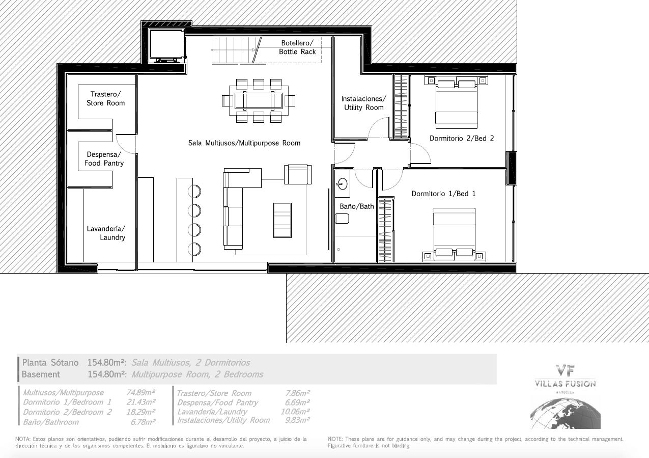 villas fusion diana park estepona new golden mile kelder4
