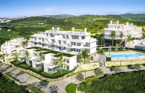 Las Terrazas de Cortesin Seaviews: 5* golf resort project (Finca Cortesin)