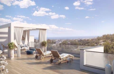 Alborada: penthouses gelegen tussen de golfbanen (La Quinta)