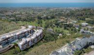 alborada homes benahavis nieuwbouw appartementen penthouses zeezicht kopen golf