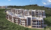 alborada homes benahavis nieuwbouw appartementen penthouses zeezicht kopen omgeving