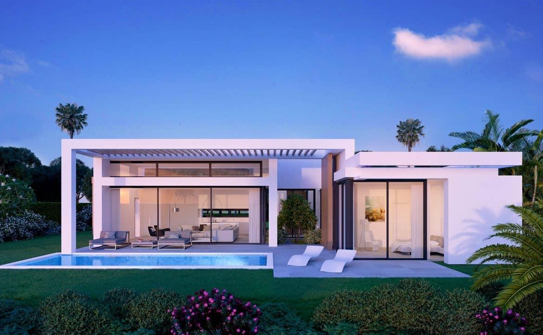 arboleda villa atalaya design nacht