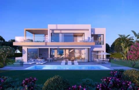 Arboleda: residentieel nieuwbouw villaproject (Atalaya)
