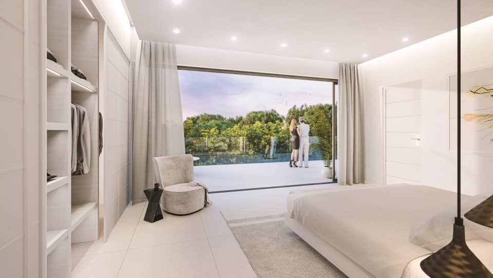 arboleda villa atalaya slaapkamer