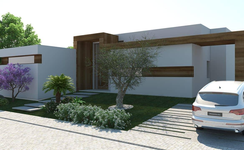 arboleda villa atalaya voorkant