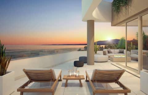 Aria: nieuwbouw project met fantastisch zeezicht (La Cala de Mijas)
