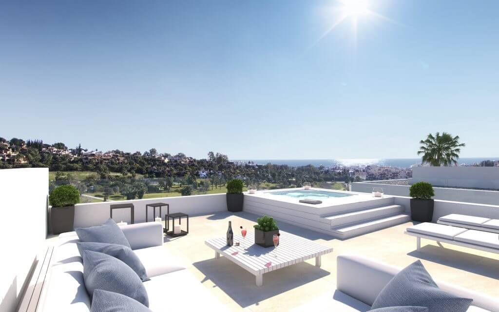 belfry moderne villa estepona new golden mile zeezicht wandelafstand strand marbella huis kopen solarium