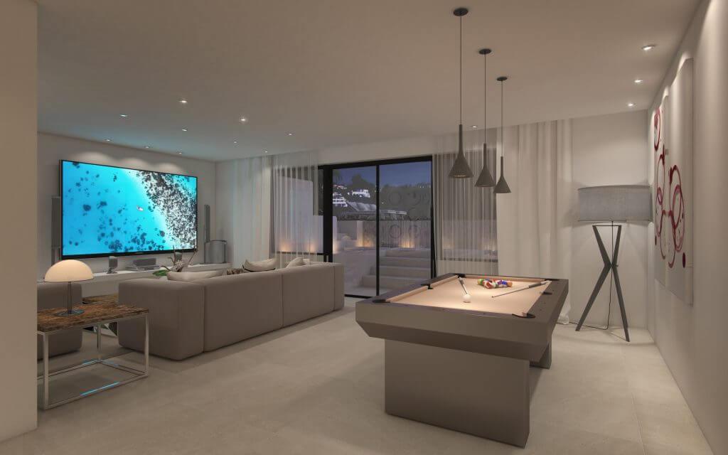 belfry moderne villa estepona new golden mile zeezicht wandelafstand strand marbella te koop huis kelder