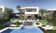belfry moderne villa estepona new golden mile zeezicht wandelafstand strand marbella te koop huis tuin zwembad