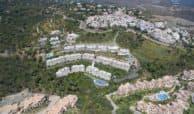 botanic taylor wimpey appartement penthouse los arqueros benahavis zeezicht golf inplanting
