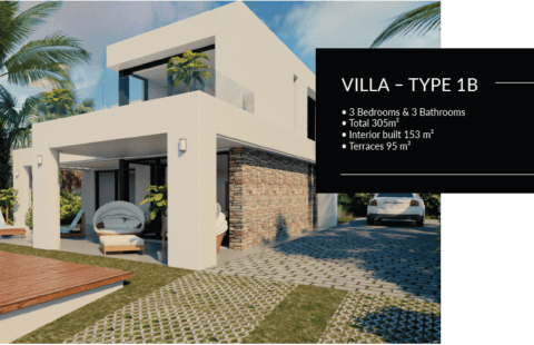 Buena Vista Hills: moderne nieuwbouw villa's in Buena Vista (Mijas)