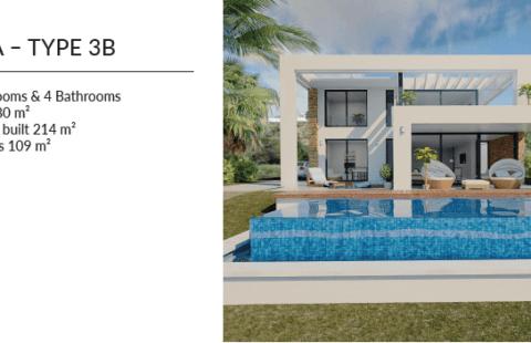 Buena Vista Hills: modern off plan villaproject in Buena Vista (Mijas)