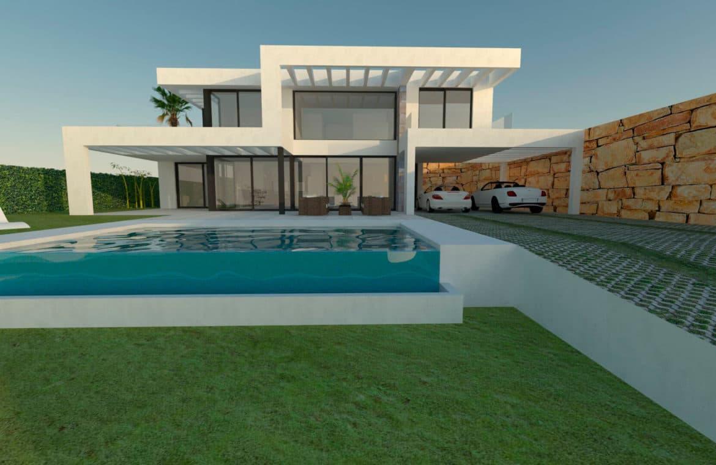 buena vista hills villas kopen 2b design