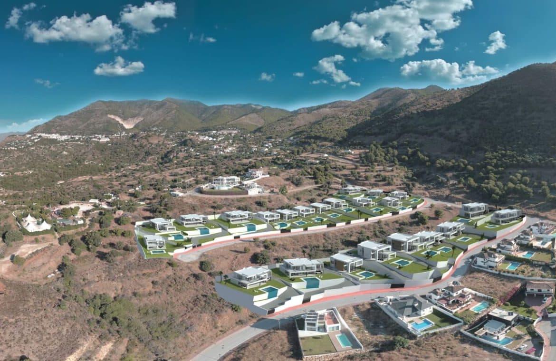 buena vista hills villas kopen costa del sol