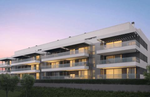 Célere Cala Serena: nieuwbouw appartementen op wandelafstand (Mijas)