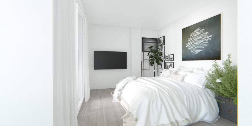 casa banderas mijas la cala appartement master slaapkamer