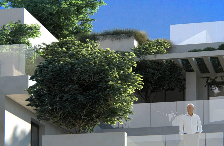 casa banderas mijas la cala appartement terras verdieping