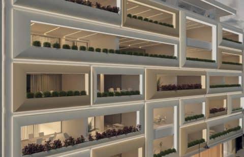 Darya: eerstelijns zee nieuwbouw penthouses (Estepona)