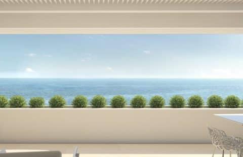 Darya: eerstelijns zee nieuwbouw project (Estepona)