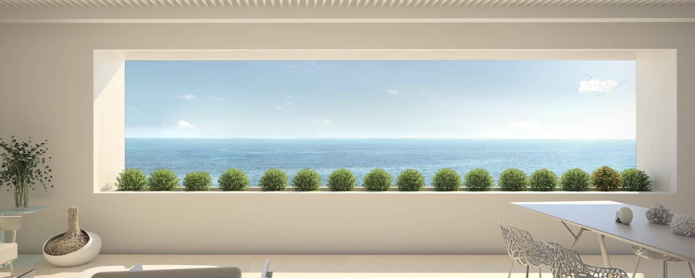 darya estepona eerstelijns zee appartement zeezicht