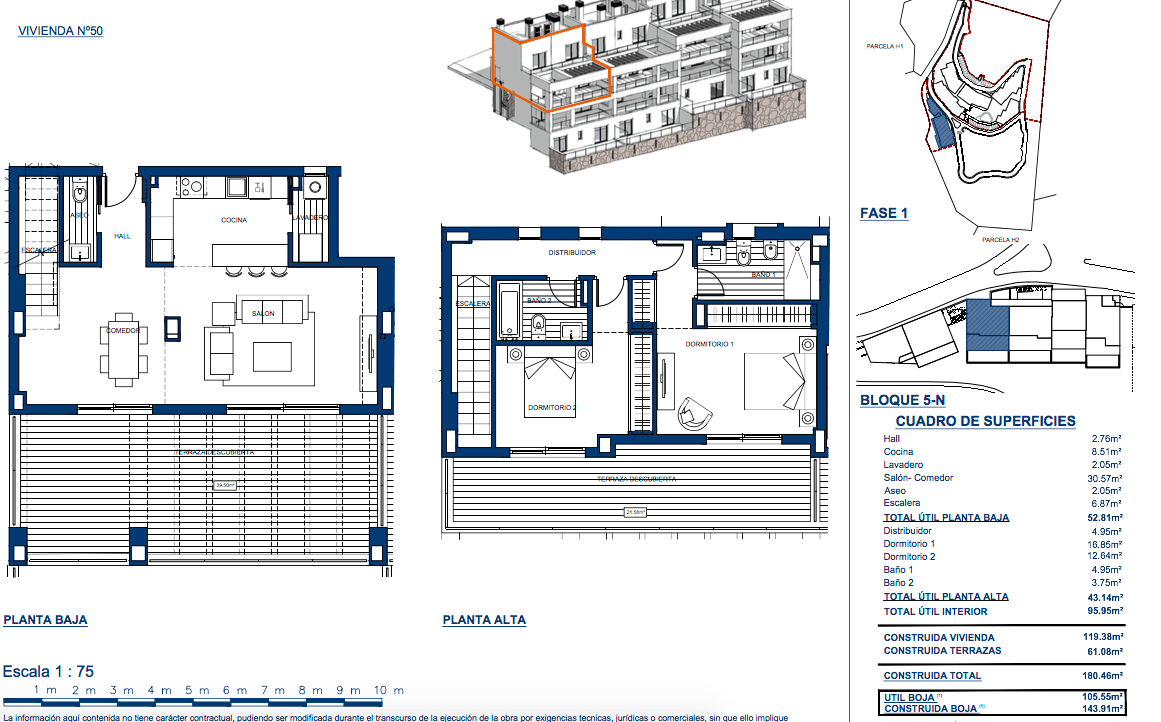 elements altos los monteros grondplan duplex penthouse te koop slaapkamers 2