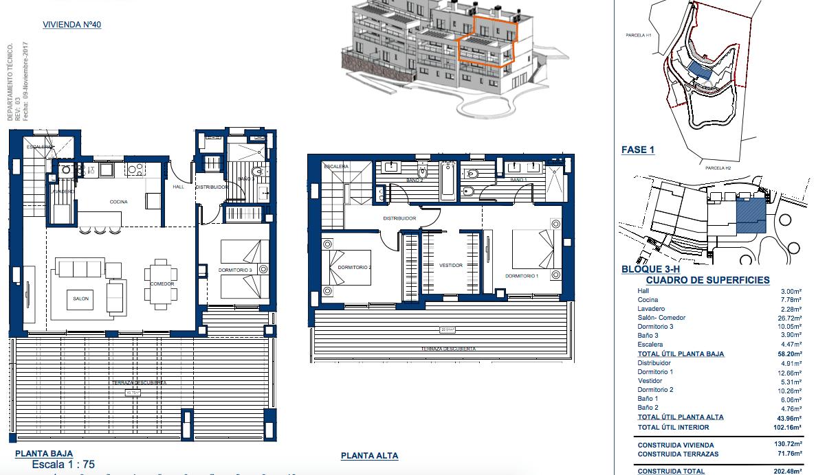 elements altos los monteros grondplan duplex penthouse te koop slaapkamers 3