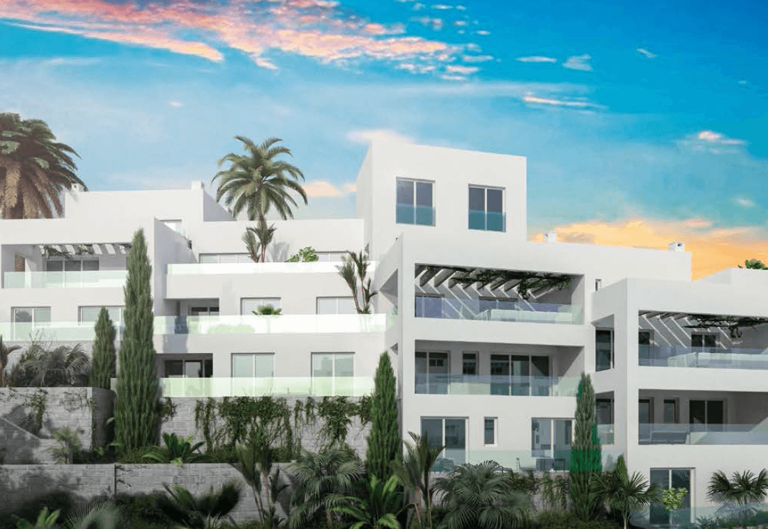 elements altos de los monteros appartement te koop complex