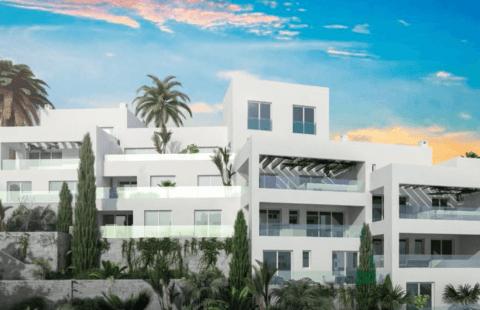 Elements: rustig gelegen nieuwbouw penthouses (Altos de los Monteros)