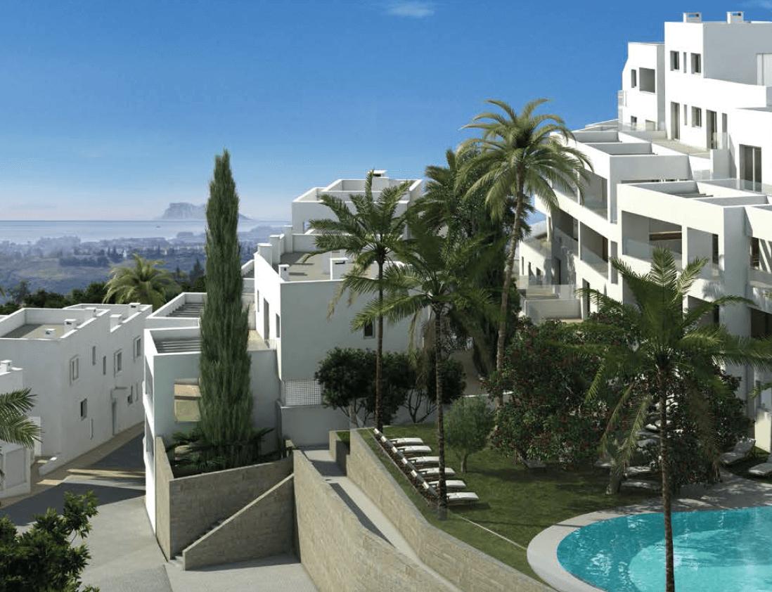 elements altos de los monteros appartement te koop zwembad